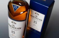 麦卡伦威士忌在其双桶酒系列中增加了两种新苏格兰威士忌