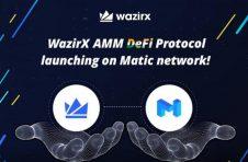 币安拥有的WazirX将使用Matic Network启动DeFi协议