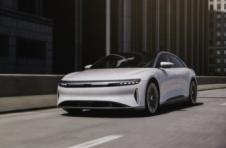 LucidGroup宣布将推出首款电动汽车将配备激光雷达